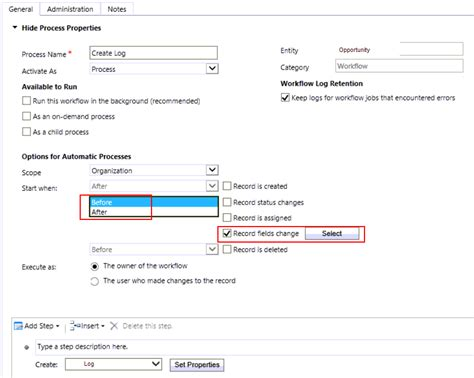 dynamics crm workflow exles crm real time workflows pre post actions microsoft