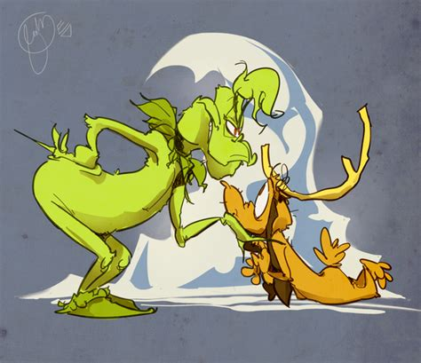 welcome to whoville by auriceli on deviantart cold the grinch by edtropolis on deviantart