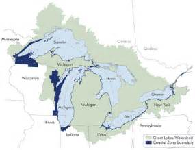 algal blooms in the great lakes consequences governance