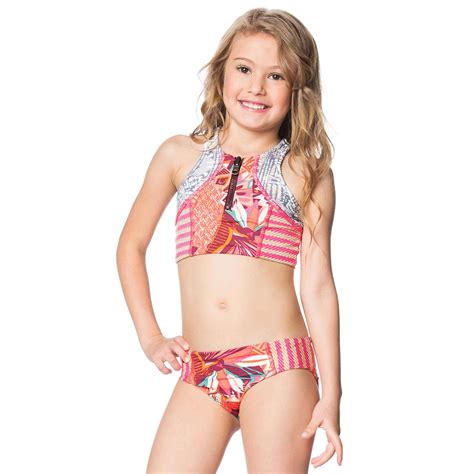 little girl 2016 bathing suits maaji kids 2016 cinnamon surfer bikini 1664ksx