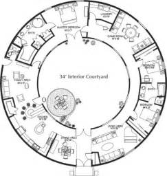 Round Homes Floor Plans Monolithic Dome Floor Plans Find House Plans