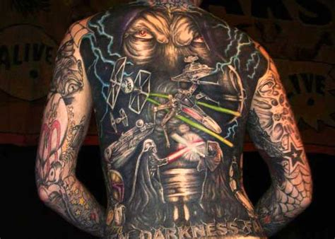 star wars tattoo designs creative tattoos wars tattoos