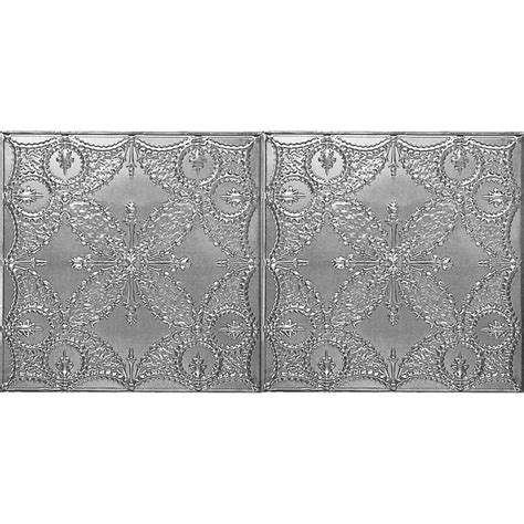 nail up tin ceiling tiles shanko 2 ft x 4 ft nail up direct application tin