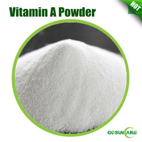 Vitamin A Asetat wholesale retinol vitamin a palmitate and acetate powder