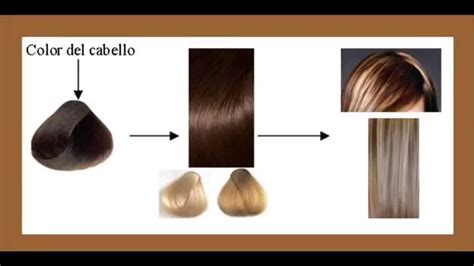 como mezclar los tintes para el cabello colores rubio te 241 ir el cabello con tinte color marr 243 n y hacer mechas