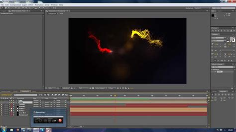 tutorial after effect intro after effects intro tutorial trapcode optical flares