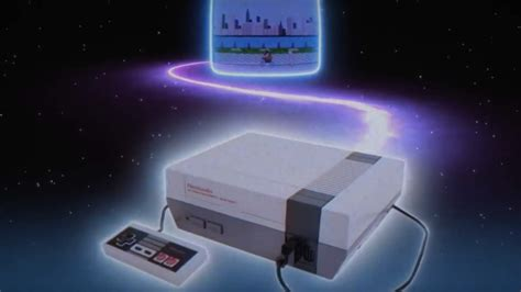 nintendo s nes classic is nintendo releases 80s styled nes classic edition advert