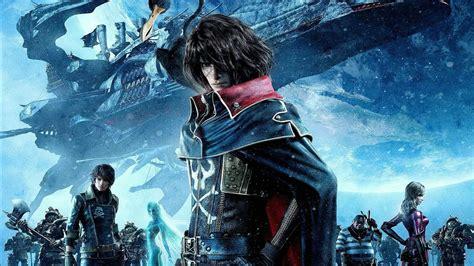 anime girl pirate wallpaper space pirate captain harlock fantasy pirates adventure