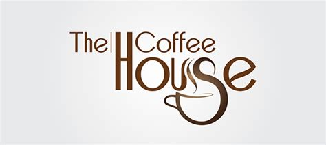 coffee house logo design the coffee house logo on behance
