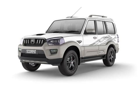 mahindra scorpio new model 2016 mahindra scorpio adventure edition launched prices start