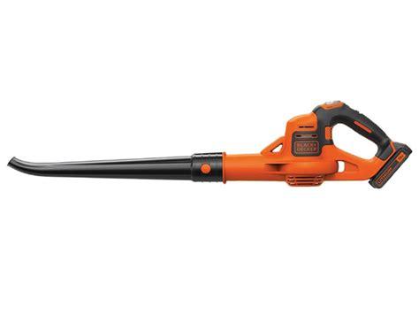 black decker tools black decker gwc1820pc 18v li ion power command blower 1