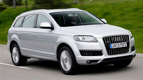 big jeep cars road test audi q7 3 0 tdi 204 quattro 5dr tip auto 2012