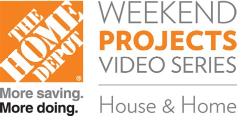 houseandhome presents the home depot diy series