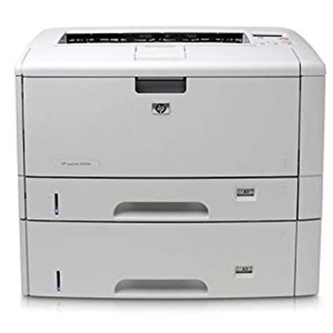 Toner Laserjet 5200 hp laserjet 5200tn printer electronics