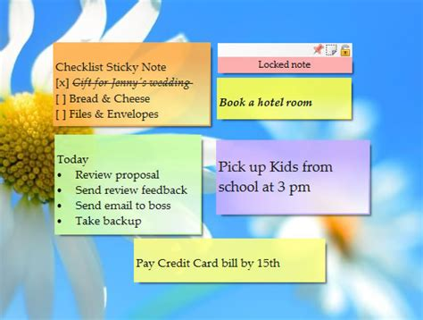 from the desk of sticky notes notezilla sticky notes for windows 10 8 7 xp android