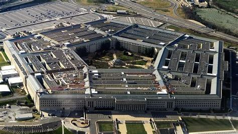 Photo Op The Pentagon by Pentagon Offers 150 000 Bounty For Hackers