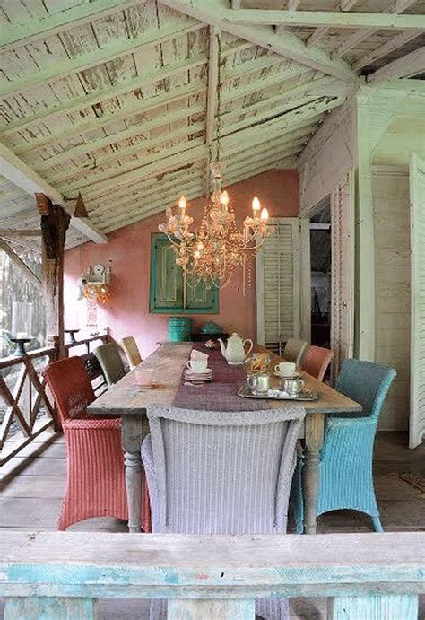 bali style home decor romantic outdoor dining form plus function