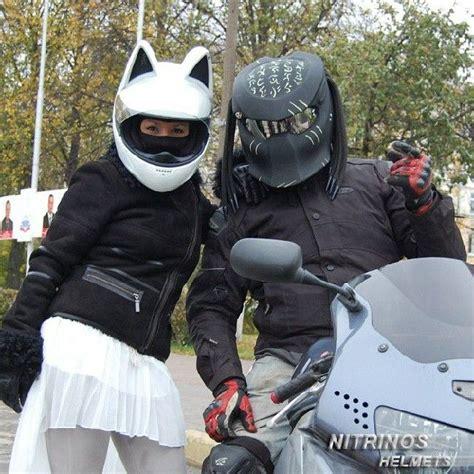 Motorradhelm Katzenohren by Cat Ear Motorcycle Helmets Cats Motorcycles And Helmets