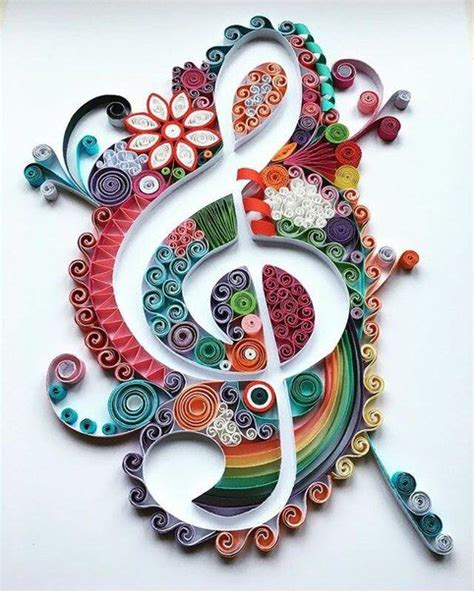 quilling weaving tutorial 48 best images about quilling musical instruments on