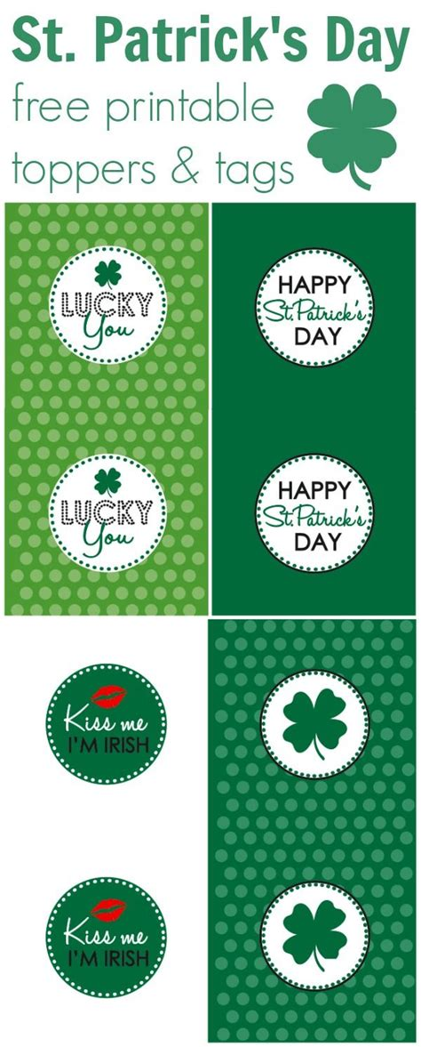 printable punch out gift tags 17 best images about favor tags on pinterest happy