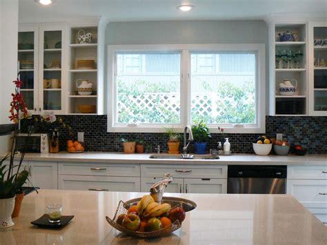 modern kitchen window treatments smith design kitchen