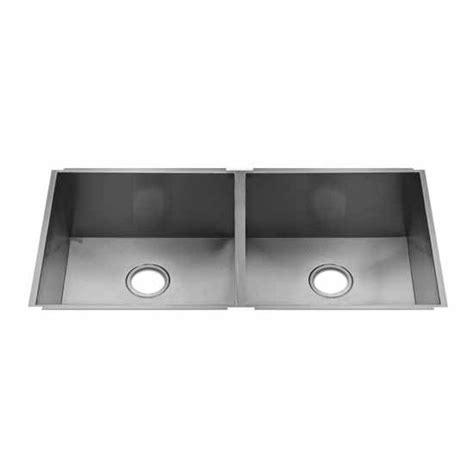 Julien Kitchen Sinks Julien 003682 16 Stainless Steel Urbanedge Collection Undermount Kitchen Sink With