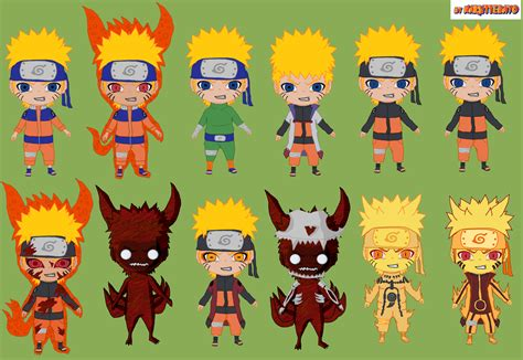 wallpaper group chat naruto shippuden chibi evo 1 by naruttebayo67 on deviantart