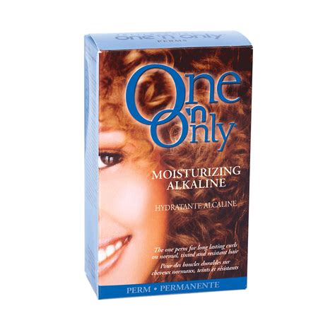 brands of curly perns one and only moisturizing alkaline perm at sally beauty