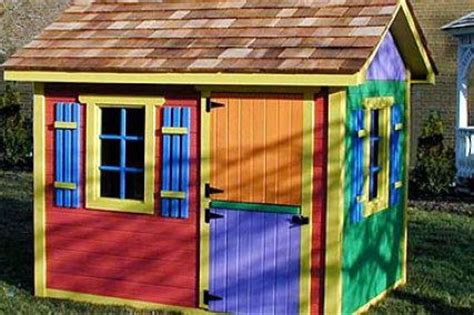 backyard clubhouse kits playhouse plans kid s playhouse building plans
