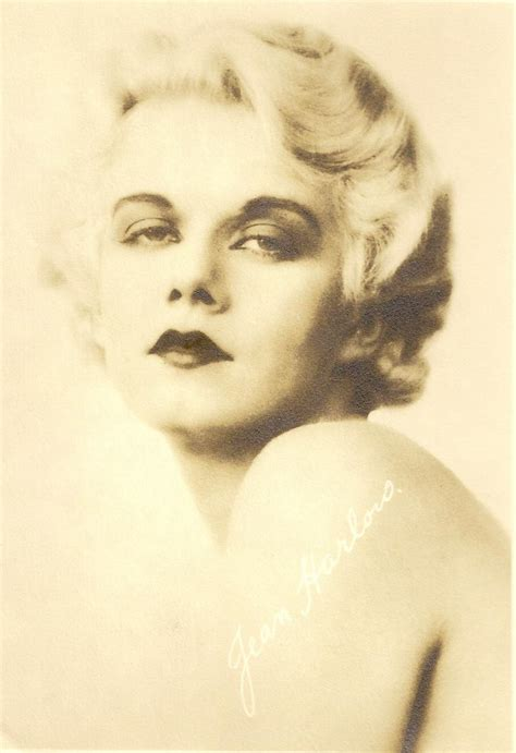 jean harlow jean harlow biography old hollywood stars