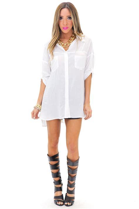 Gs Button Dress grayson button up dress shirt white haute rebellious