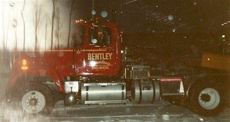 bentley excavating 1992 superliner antique and classic mack trucks