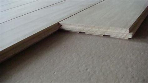 1 floor board paulownia floor board xt004 xintong china