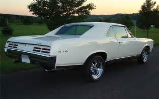 1967 Gto Pontiac 1967 Pontiac Gto 2 Door Hardtop 66163