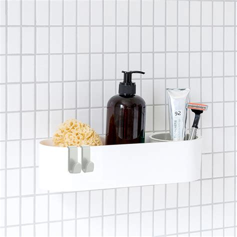 bathroom shower caddies bathroom smartfurniture contemporary shower caddies