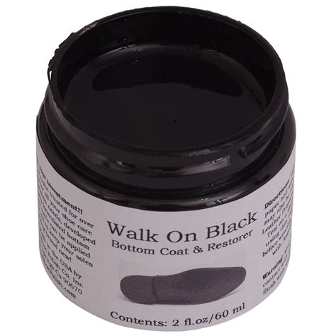 angelus paint walk on black angelus leather dye