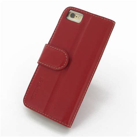 Iphone 6 Custom Flip Cover iphone 6 6s leather smart flip cover pdair wallet