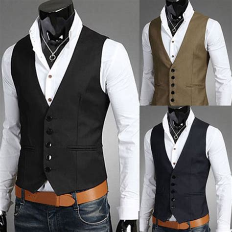 Aluci Top Fashion S Casual Formal casual mens fashion vest www imgkid the image kid