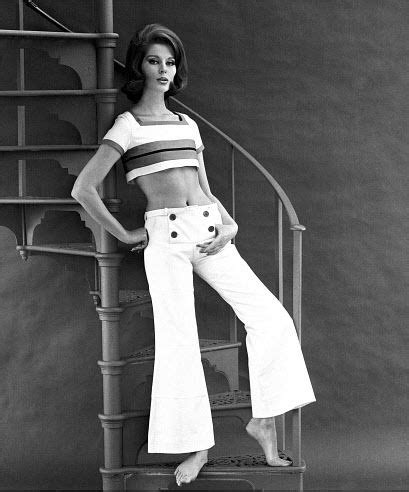 bell bottoms and crop top 1960s | 1960's | pinterest