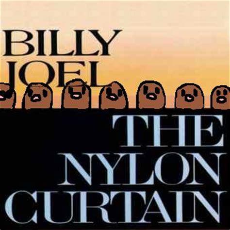 billy joel the nylon curtain billy joel the nylon curtain album cover pokemon by luigi