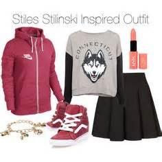 Stiles Stilinski Wardrobe by Wolf Inspired 3 By Moosegodstiel On Polyvore