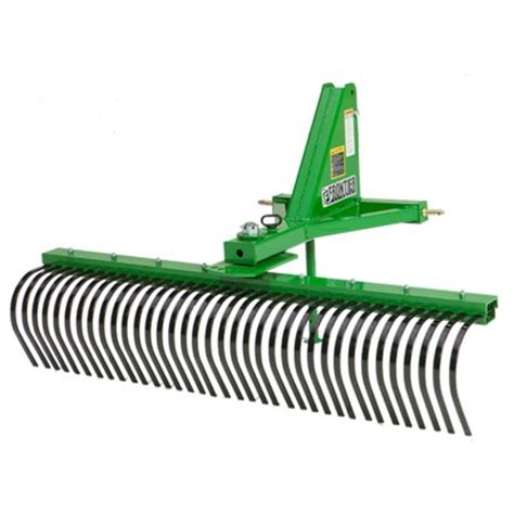 Landscape Rake Brands Frontier Rakes Mutton Tractor Attachments