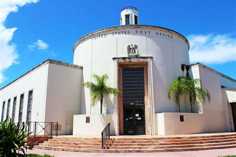 Miami Post Office by Miami Post Office In South Virtourist Miami