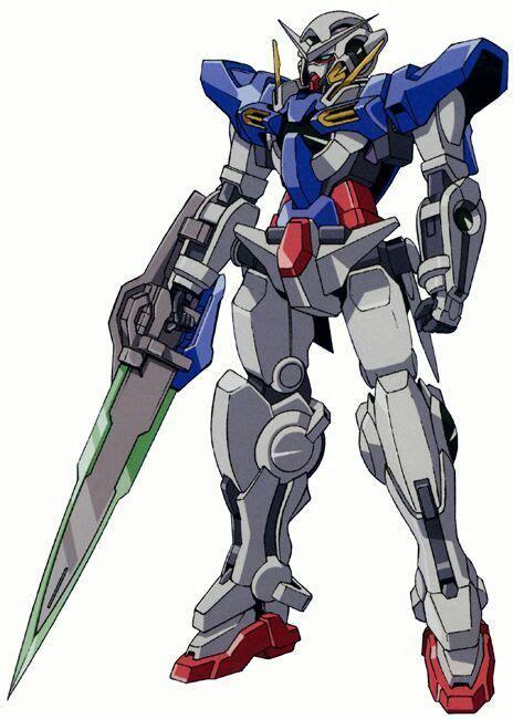 Kaos Anime Gundam 2 Exia inside the mecha gundam aresonal anime amino