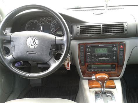 2002 Passat Interior 2002 volkswagen passat interior pictures cargurus