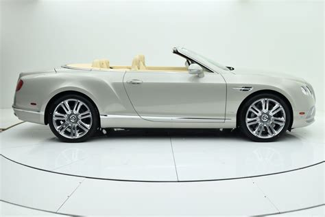 custom bentley convertible new and used bentley continental gt for sale the car