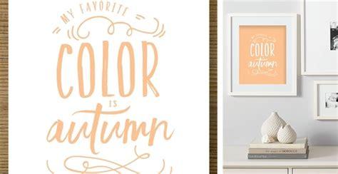 what is jane long favorite color quot my favorite color is autumn digital file jane