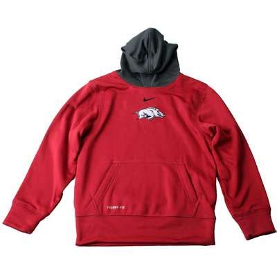 Sweater Golds Youth Performance nike arkansas razorbacks youth performance pullover hoodie