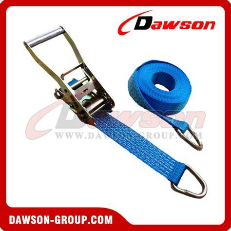Tali Webbing Rachet 5t 10m 5000kg x 8m ratchet with d rings high tenacity polyester ratchet lashing belts 50mm