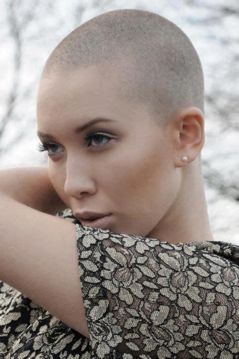 woman shaving her head 274 best bald beautiful women images on pinterest